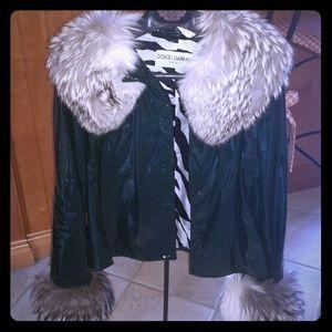 Dolce & Gabbana waste jacket